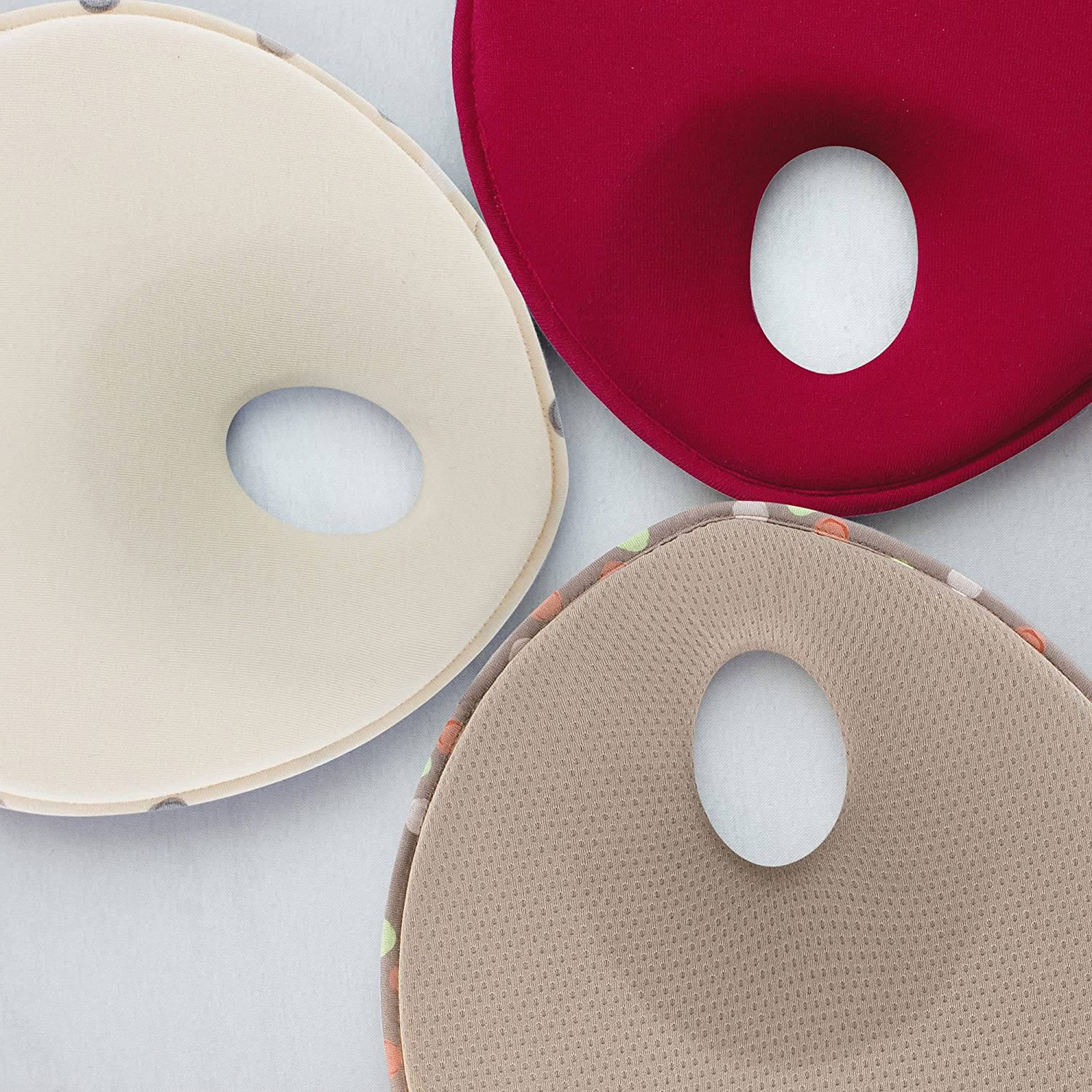 Babymoov Lovenest PICK YOUR COLOR Patented Pillow For Baby and Infant Head Support /& Flat Head Syndrome Prevention