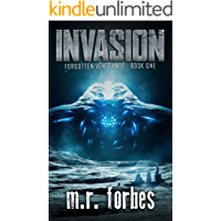 Invasion (Forgotten Vengeance Book 1)
