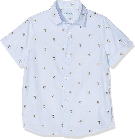Mayoral 3148 Camiseta de Tirantes, Azul (Celeste), 5 años (Tamaño del Fabricante:5) para Niños: Amazon.es: Ropa y accesorios