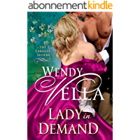 Lady In Demand (The Langley Sisters Book 2) (English Edition)