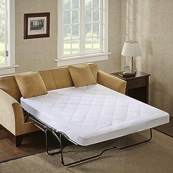 sofa bed mattress pad Amazon.com: Holden Waterproof Sofa Bed Mattress Protection Pad  sofa bed mattress pad