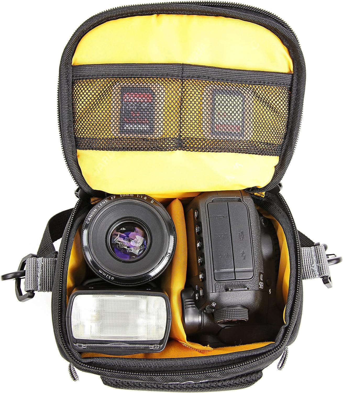 Veo Discover 15 - Funda para cámara réflex o DSLR y objetivo ...