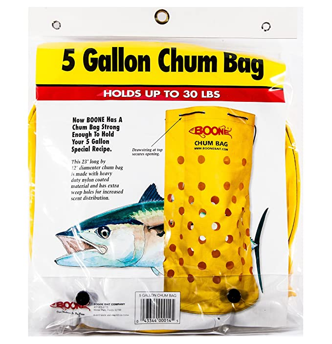 Boone 5 Gallon Chum Bag