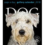 Dog Gallery 2018 Calendar