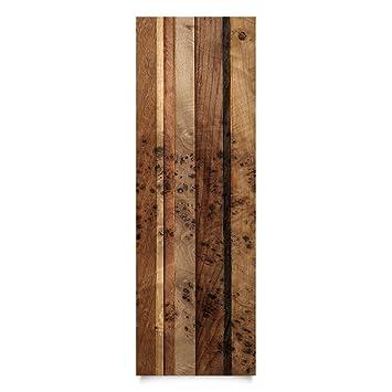 Apalis Holz Dekorfolie Holzwand Bird Klebefolie Holzoptik 50 X