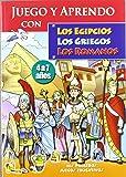 Juego Y Aprendo Con Los Egipcios, Los Griegos, Los Romanos