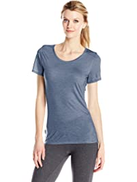 Icebreaker Merino Women's Cool-Lite Sphere Short Sleeve Low Crewe T-Shirt