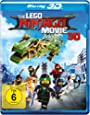 The LEGO Ninjago Movie [3D Blu-ray]