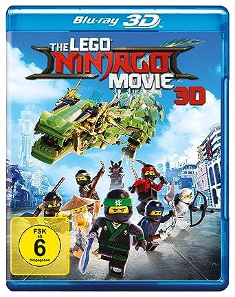 The Lego Ninjago Movie [Alemania] [Blu-ray]: Amazon.es ...