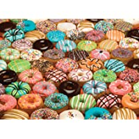 Jigsaw Puzzle: Difficult Donuts - 1000 Pieces