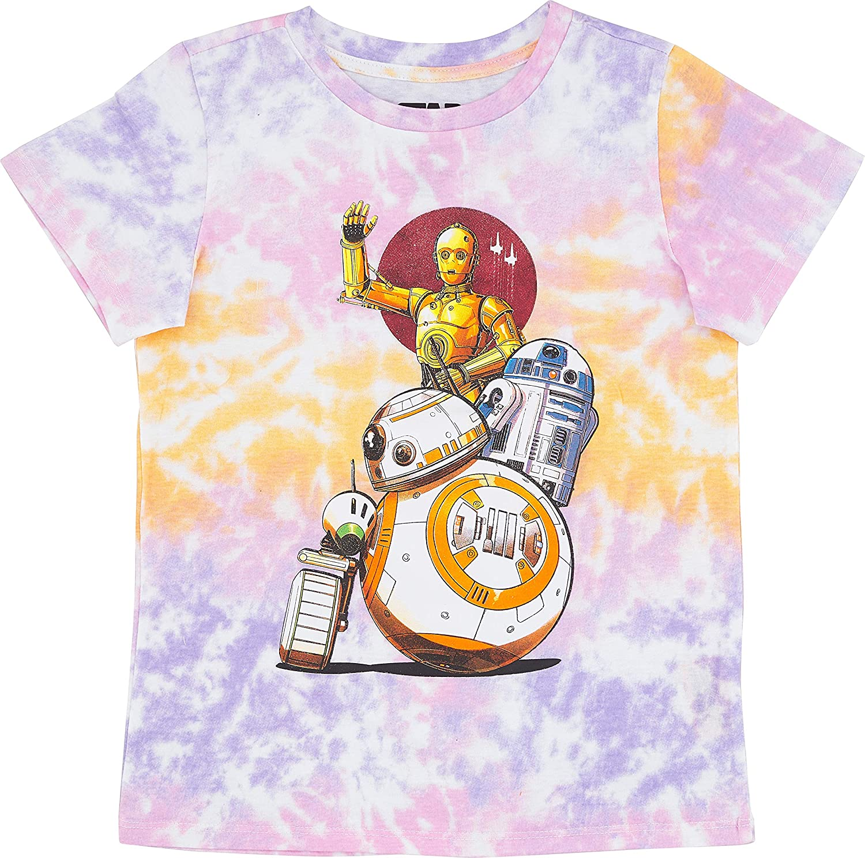 Star Wars Inspired Toddler T-shirt Baby T-shirt Kids Tee Cartoon 4 Darth Cp30