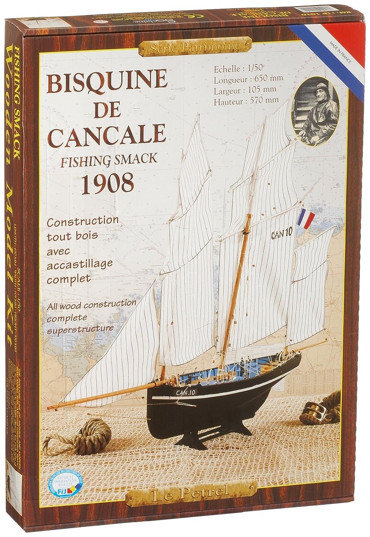 moda Soclaine Soclaine Soclaine - Barco de modelismo (6.5x48x33 cm) (082724-62)  tiendas minoristas