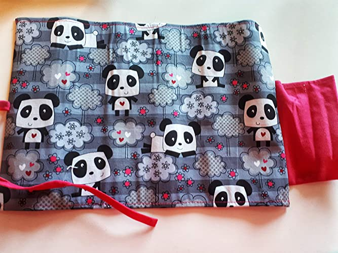 Pizarra enrollable osos pandas: Amazon.es: Handmade