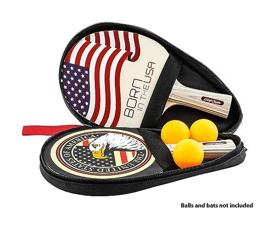 Ping Pong Paddle cubierta – Tenis de mesa Paddle Case – pingpong ...