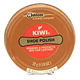 Kiwi Mid Tan Shoe Polish 32g