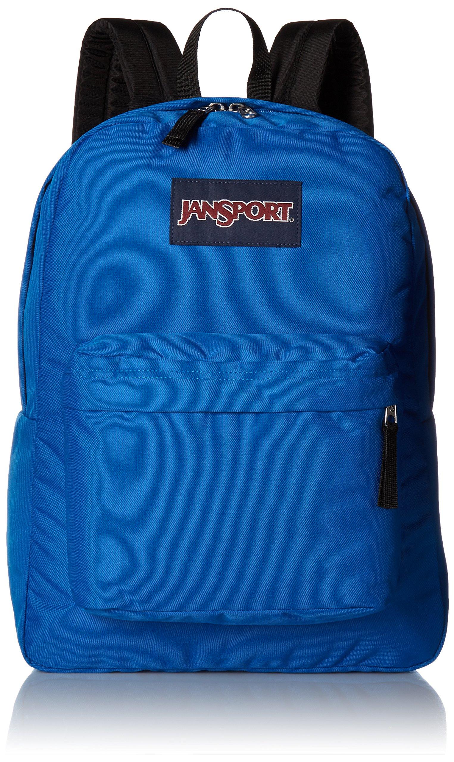 JanSport Unisex SuperBreak Stellar Blue Backpack