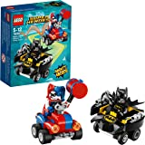 LEGO UK - 76092 DC Super Heroes Mighty Micros: Batman versus Harley Quinn Superhero Toy for Boys and Girls