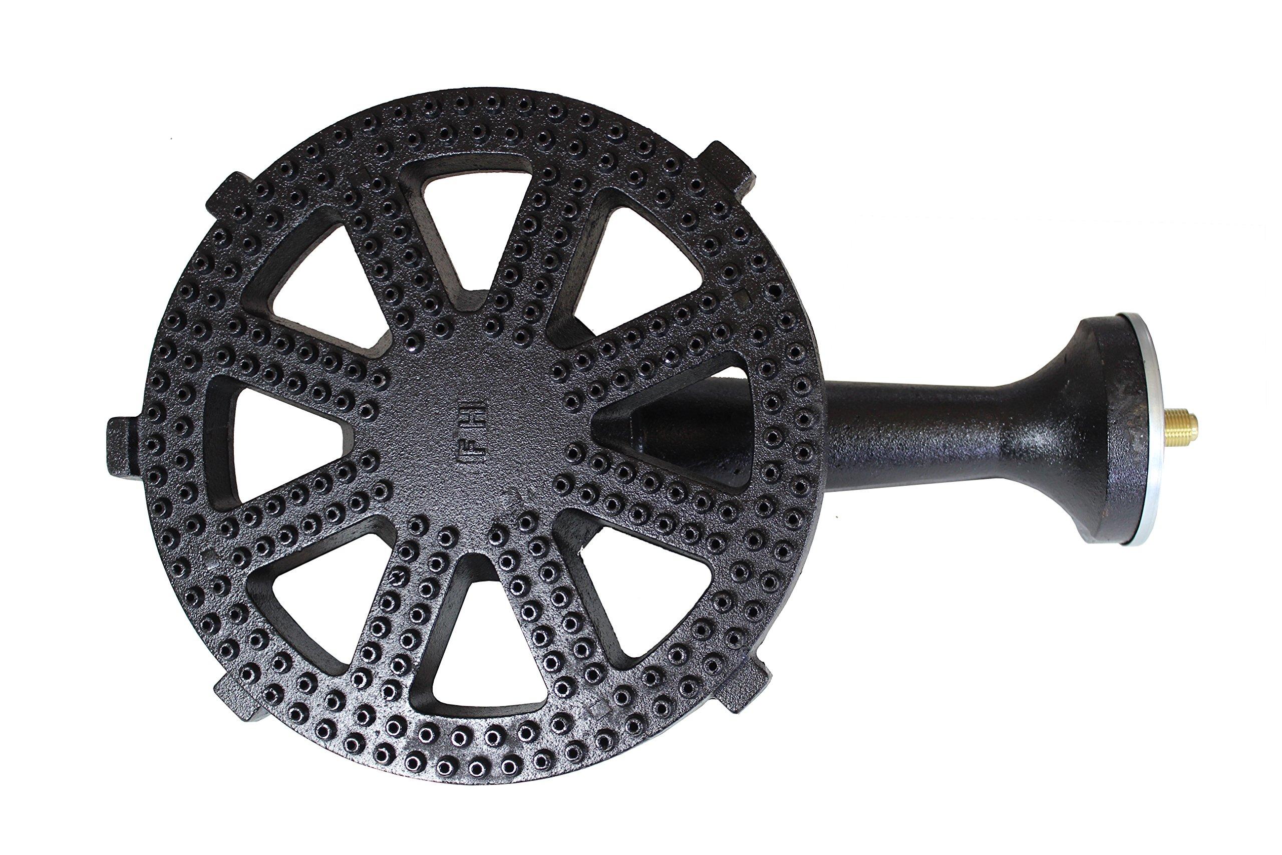Concord Cookware CONCORD Banjo Burner 10'' Diameter Burner Head
