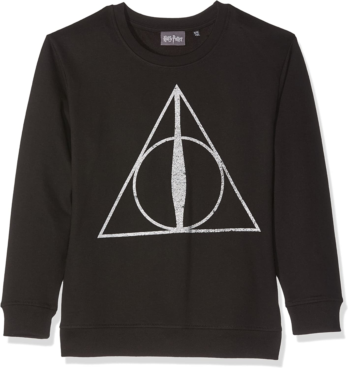 HARRY POTTER Deathly Hallows Symbol Pull Fille
