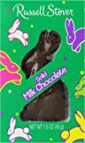 Russell Stover Bunny Milk Chocolate Pack of Two