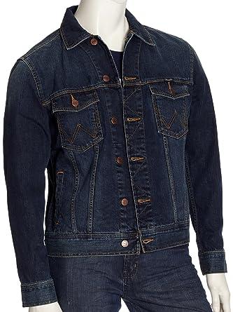 Wrangler Wrangler Jeans Veste Wrangler Hommes Hommes Hommes Jeans Jeans Veste UMpVLqSzG