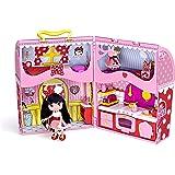 I Love Minnie - Casa maletín (Famosa 700010761)