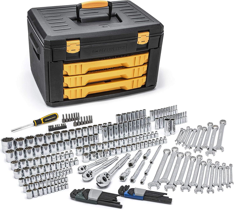 Gearwrench 239-piece Mechanic's Tool Set