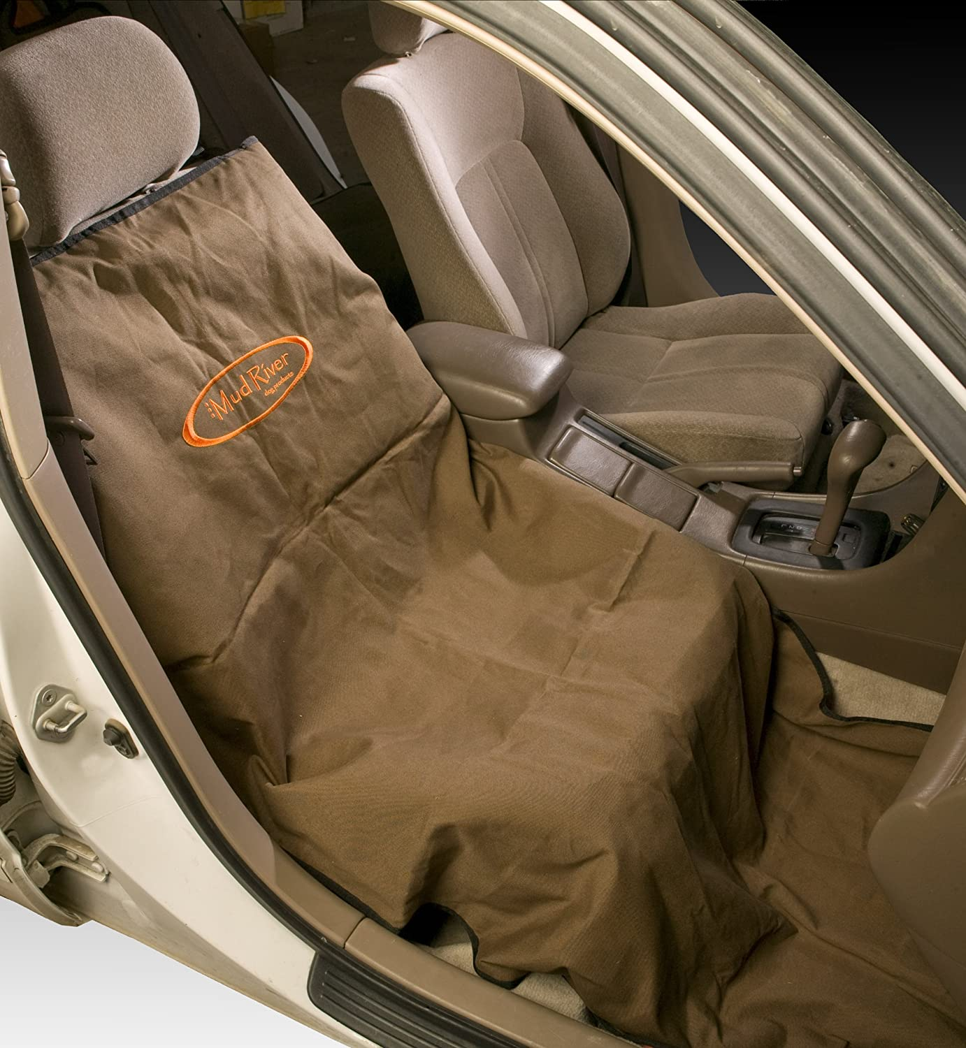 Amazon Mud River Shotgun Single Seat Cover Brown 29 X 68 Sports Outdoors