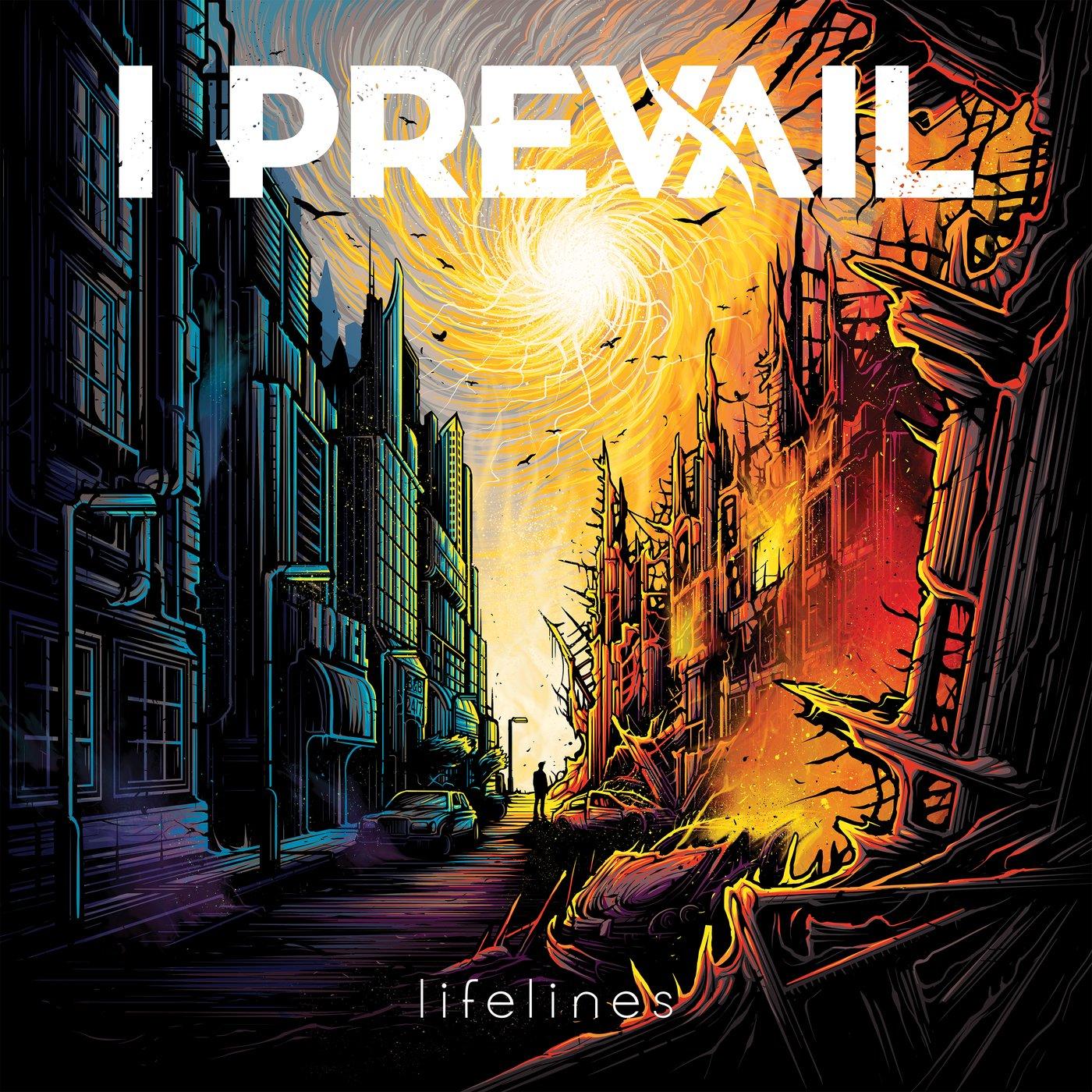 CD : I Prevail - Lifelines [Explicit Content] (CD)