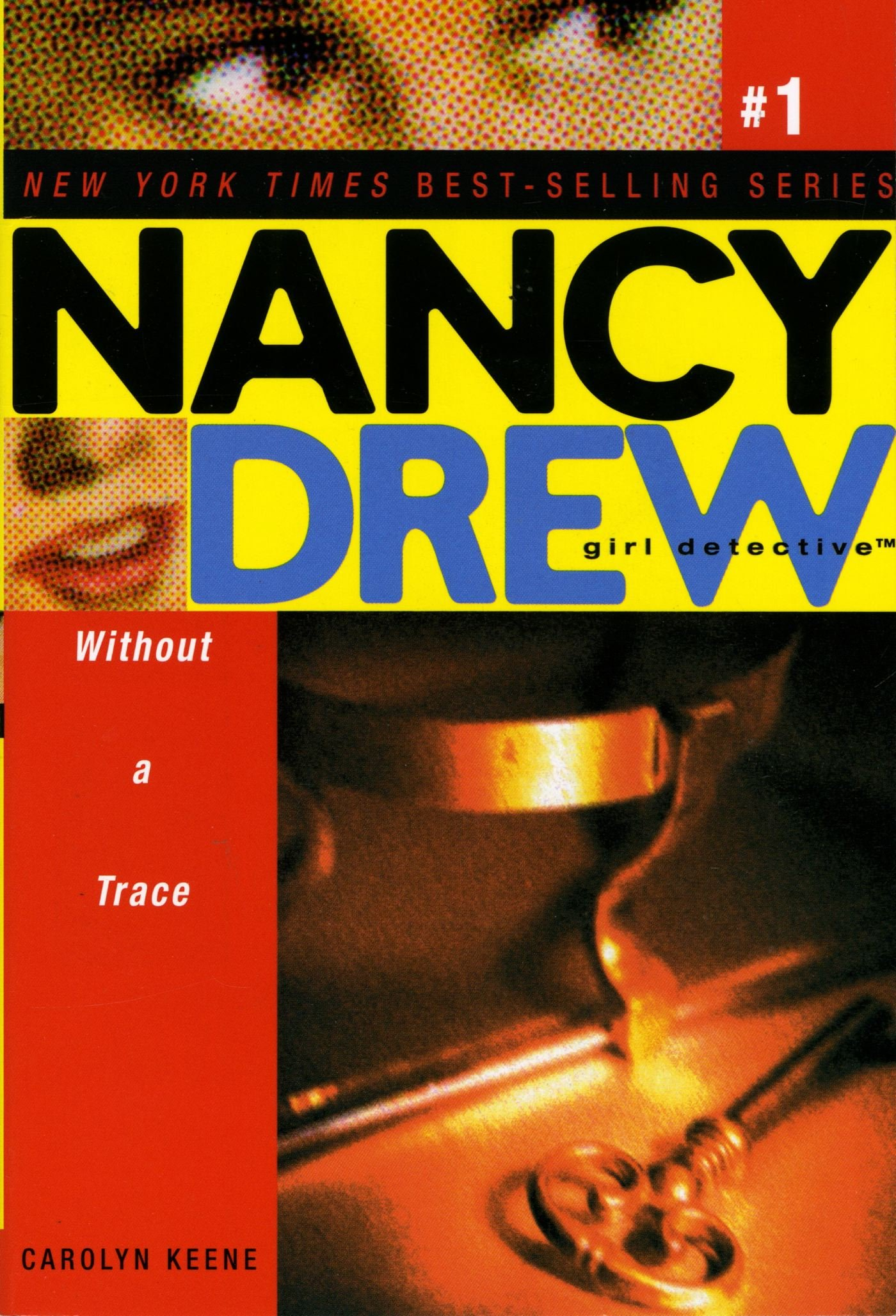 Read Online Without a Trace (Nancy Drew: All New Girl Detective #1) ebook