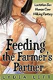 Feeding the Farmer's Partner (Daisy and the Dairy Farm Book 3)