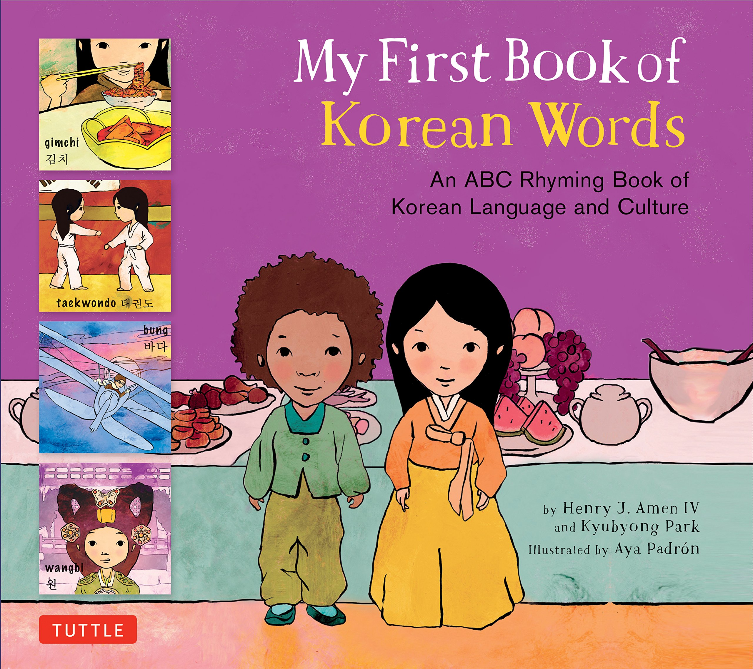 My first book of korean words an abc rhyming book of korean my first book of korean words an abc rhyming book of korean language and culture livros na amazon brasil 9780804849401 fandeluxe Image collections