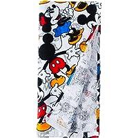 Disney Mickey Japan imported Cotton hand towel, 34 cm x 80cm