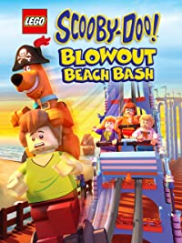 Lego Scooby Doo Blowout Beach Bash 2017