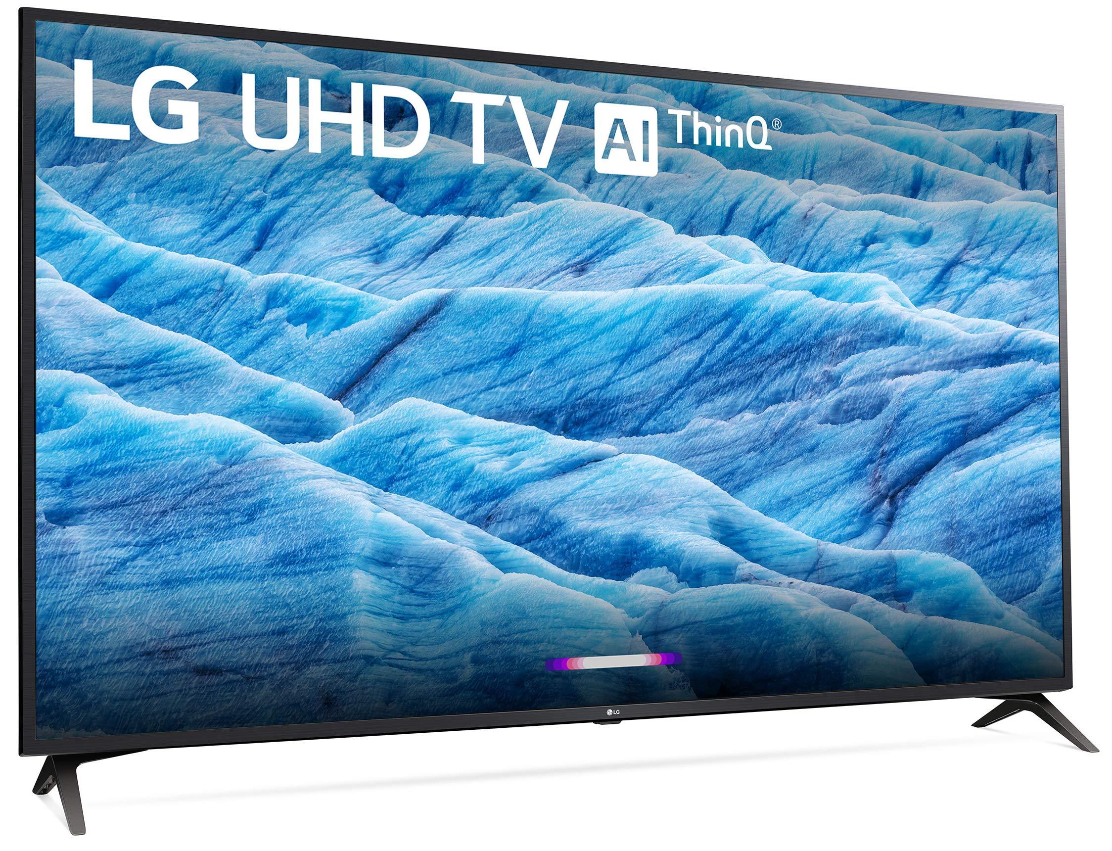"""LG 70UM7370PUA Alexa Built-in 70"""" 4K Ultra HD Smart LED TV (2019) 3"""