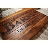 Personalized Wedding or Anniversary Cutting Board!