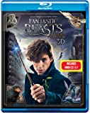 Fantastic Beasts and Where to Find Them (Blu-ray 3D and Blu-ray)