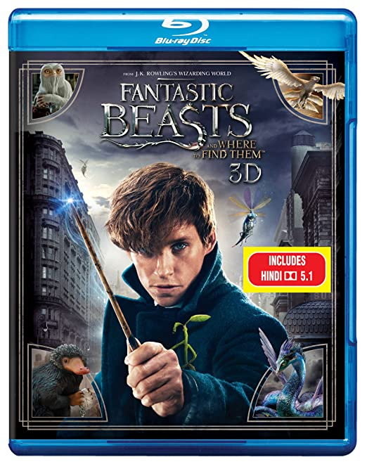 Fantastic Beasts and Where to Find Them (English) hindi movie hd free download