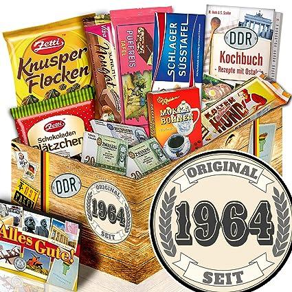 Original Seit 1964 Geschenke 55 Geburtstag Frau Geschenk Ddr Schokolade