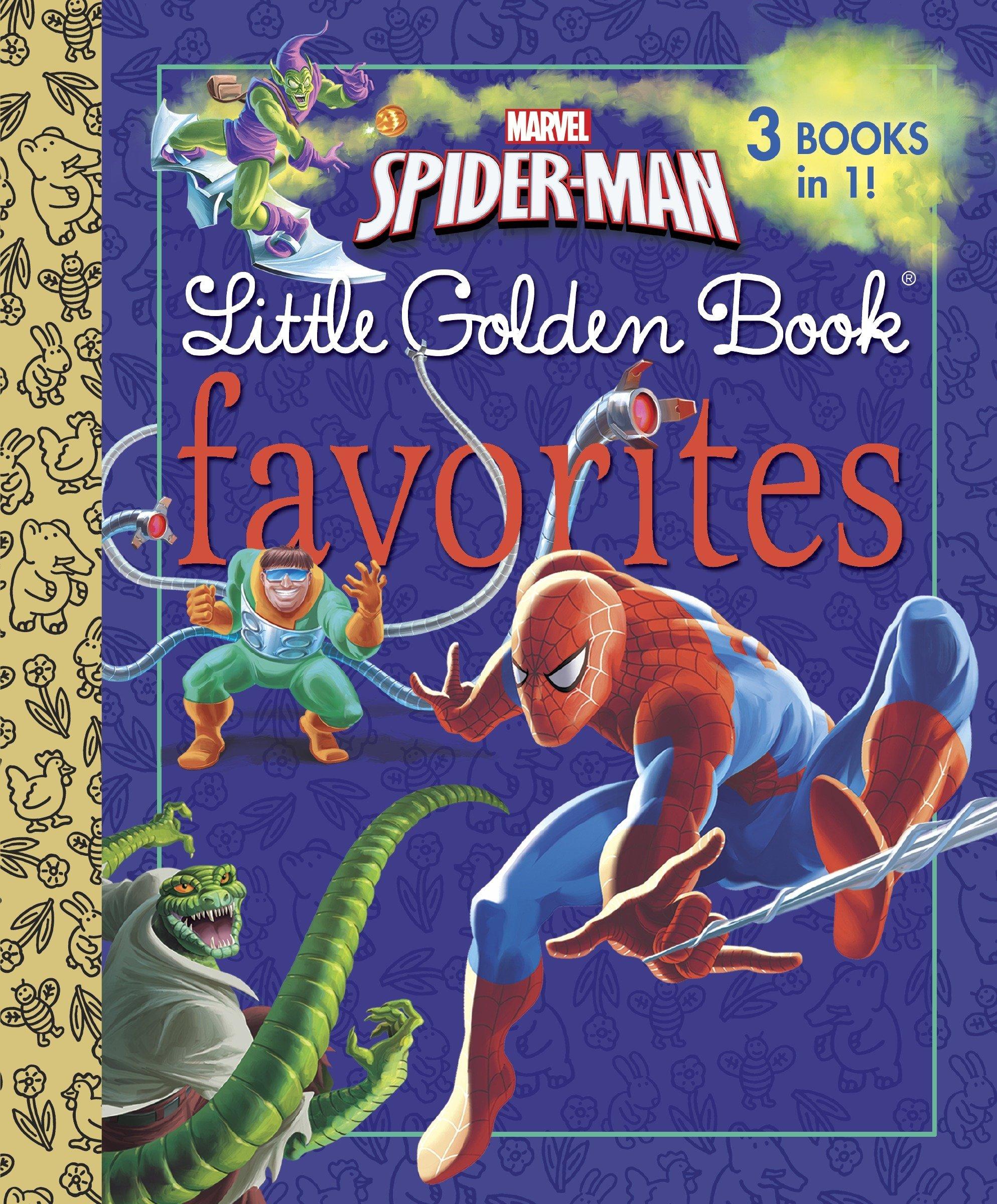 MARVEL SPIDER-MAN LG pdf epub