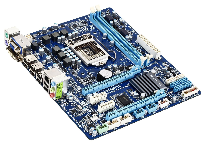 Gigabyte GA-H67M-D2 Smart6 Windows 8