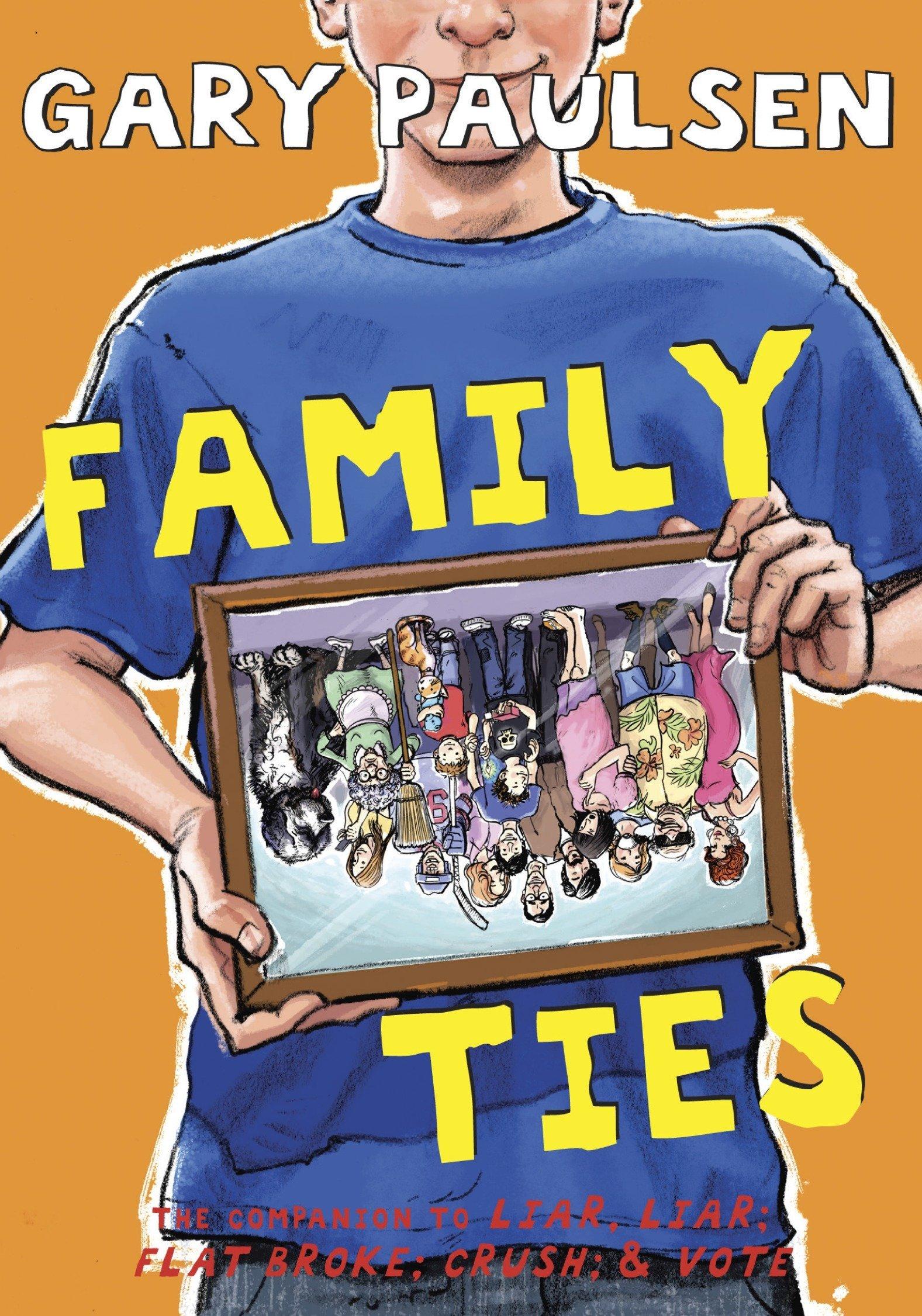 Read Online Family Ties (Liar Liar) pdf
