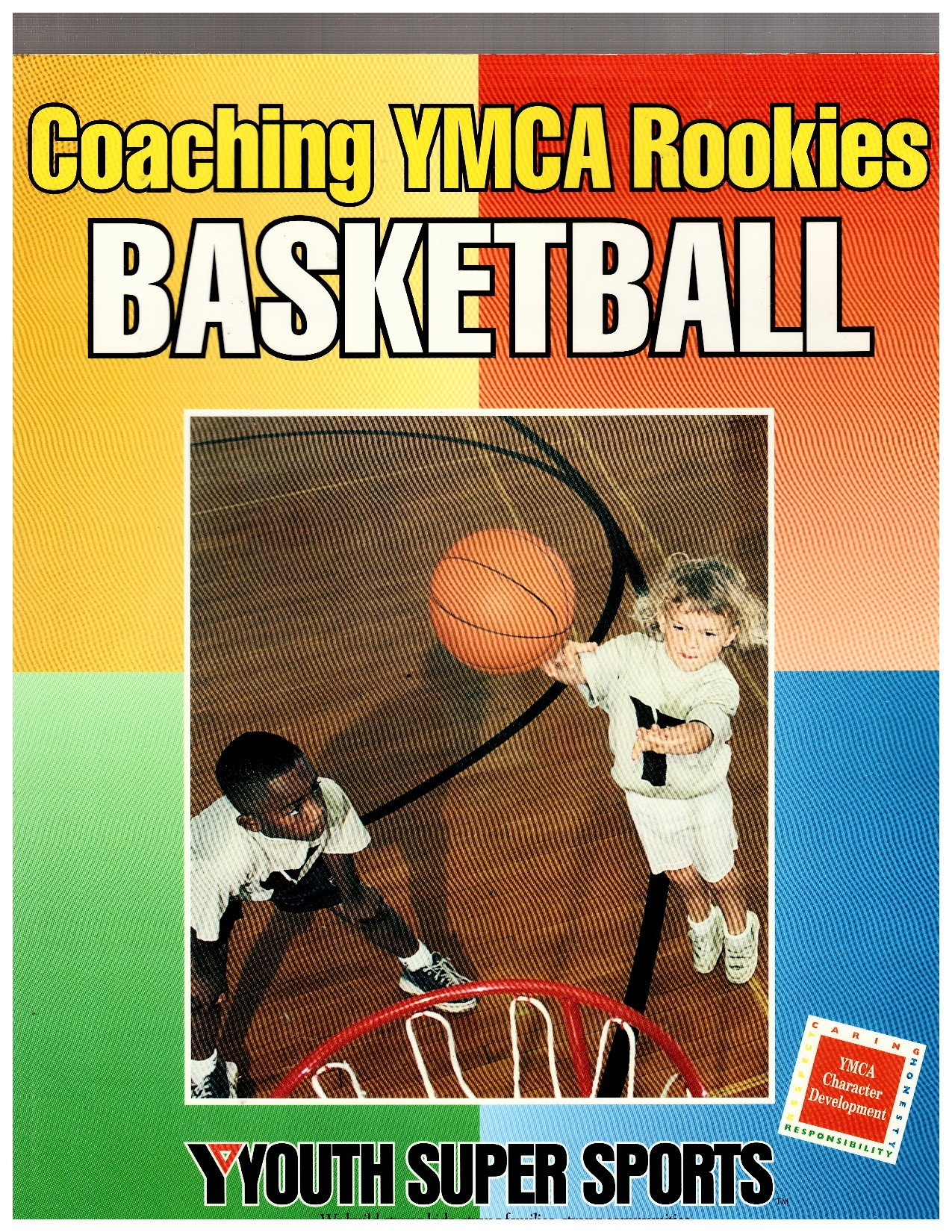 Coaching YMCA Rookies Basketball