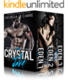 Crystal Jake: The Complete EDEN Series Box Set