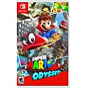 Super Mario Odyssey for Nintendo Switch + Collectible Coin