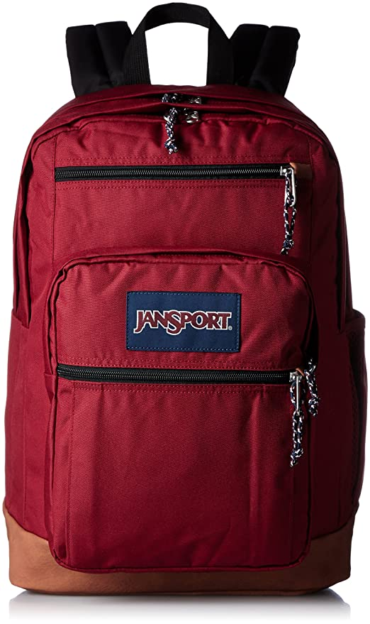 350d6418b57b Amazon.com  JanSport Unisex Cool Student Viking Red One Size ...