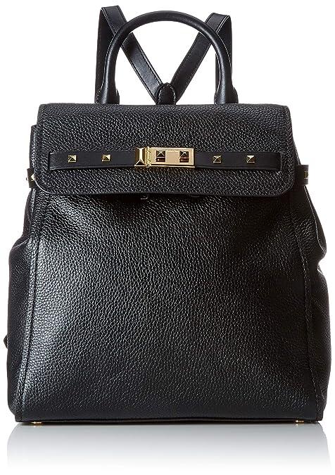 Michael Kors - Addison, Bolsos mochila Mujer, Negro (Black), 18x10x28 cm (W x H x L): Amazon.es: Zapatos y complementos