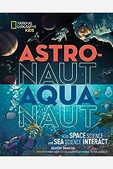 Astronaut - Aquanaut (Science & Nature) Hardcover