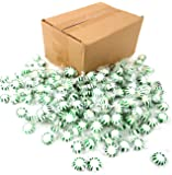Quality Candy Spearmint Starlights - 2 Lb Bag Frustration Free Packaging