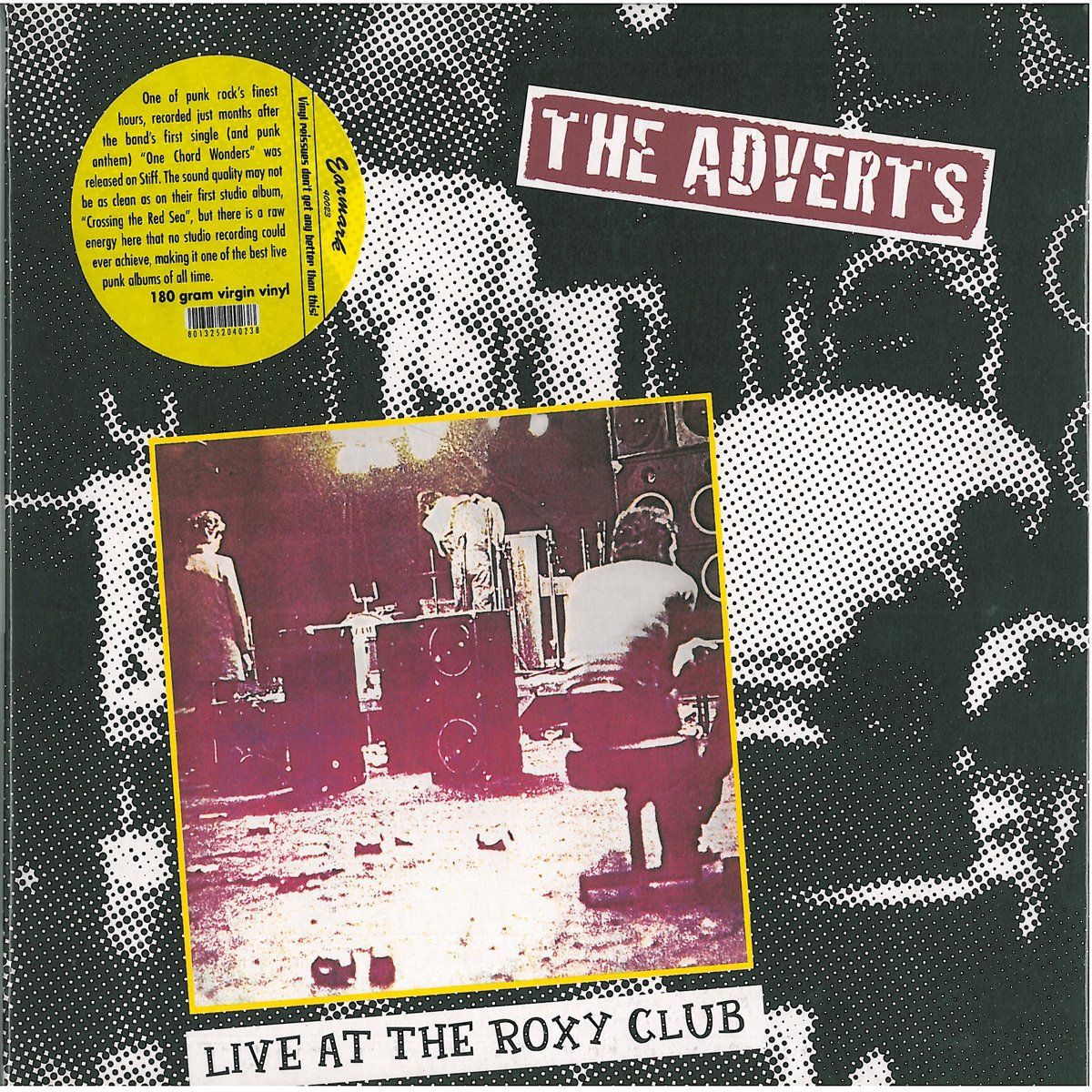 Live at the Roxy Club 1977 [Vinyl]